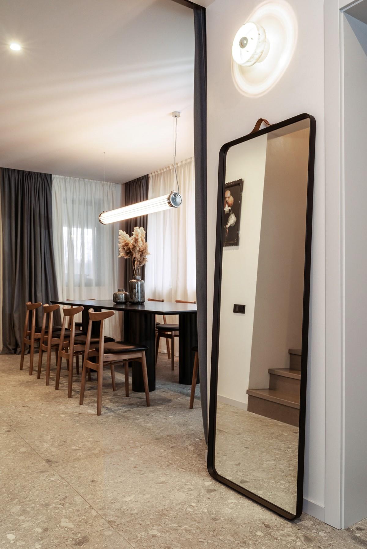 极简风格的高级感!基辅150平复式住宅设计