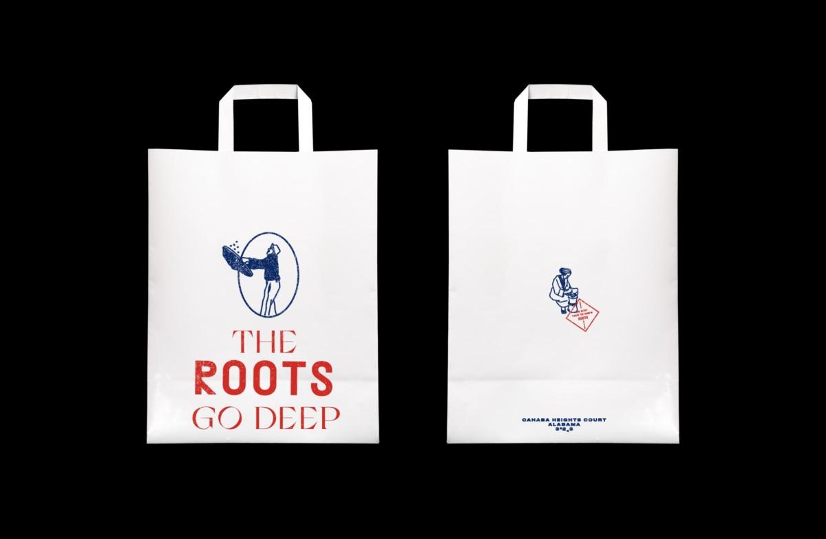 向农民致敬!Roots咖啡品牌形象设计