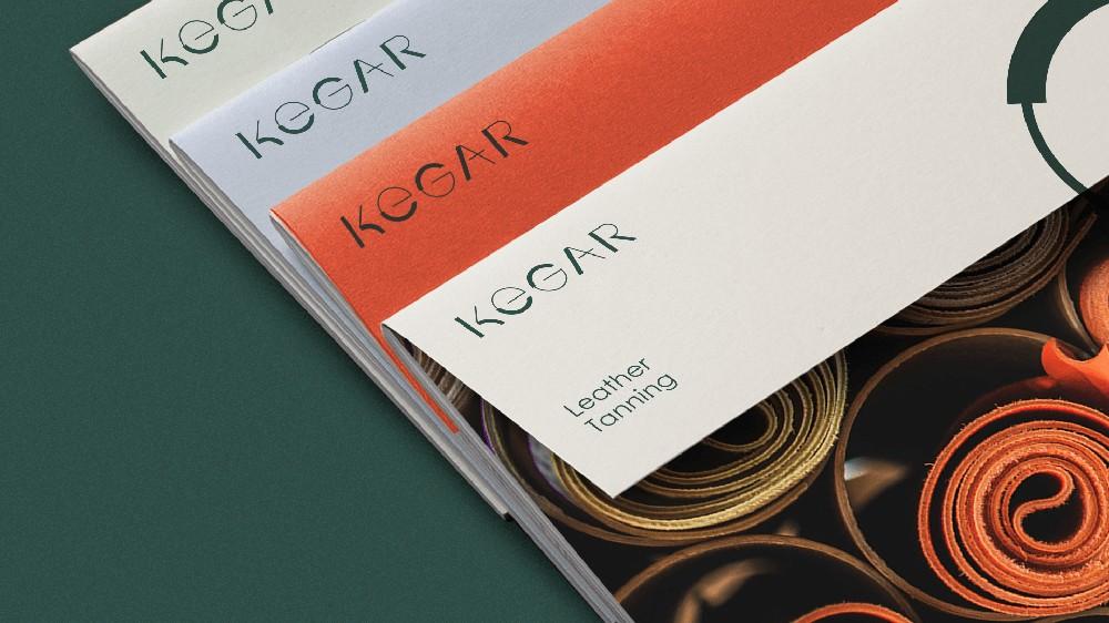 KEGAR皮革厂品牌重塑