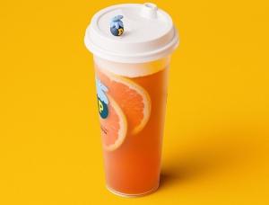 搞笑的吉祥物 性感的茶饮!PIMS饮料品牌设计
