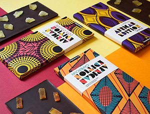 配色优雅的几何图案:25款创意包装澳门金沙真人