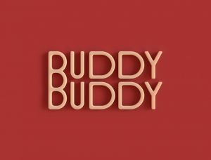 比利时坚果酱品牌Buddy Buddy包装设计