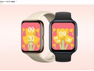 把时尚进行到底!OPPO Watch表盘在站酷被设计师们玩出花来了