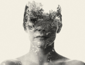 我们是自然:Christoffer Relander双重曝光摄影作