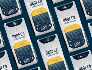 Drop Co.咖啡品牌识别设计