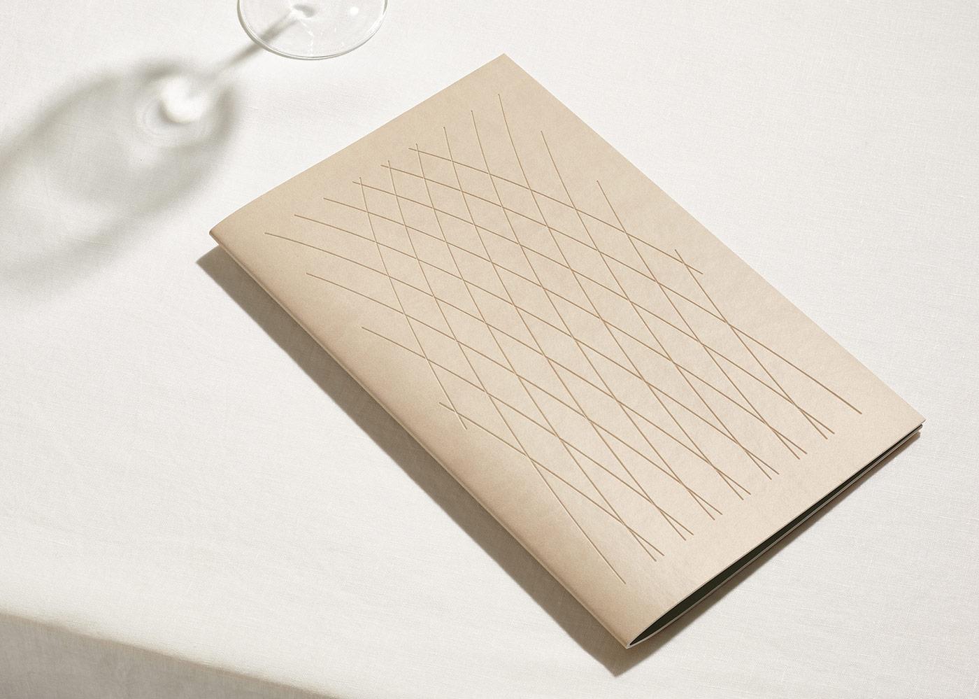 精致优雅!伦敦Tamarind印度餐厅品牌视觉设计