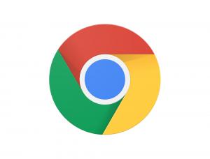 Chrome浏览器logo标志矢量图