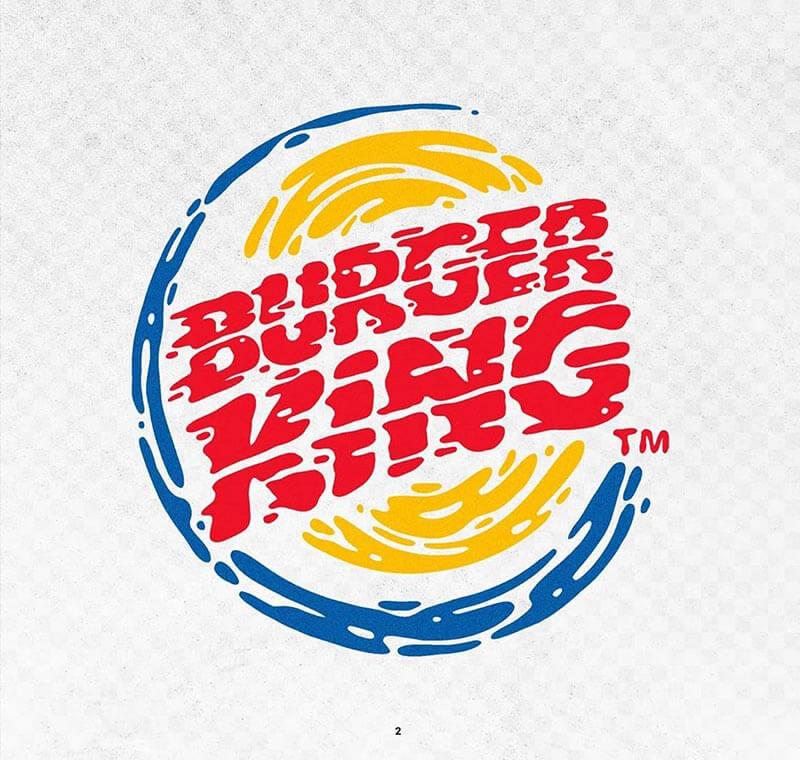 著名品牌的logo改造,你能认出来吗?