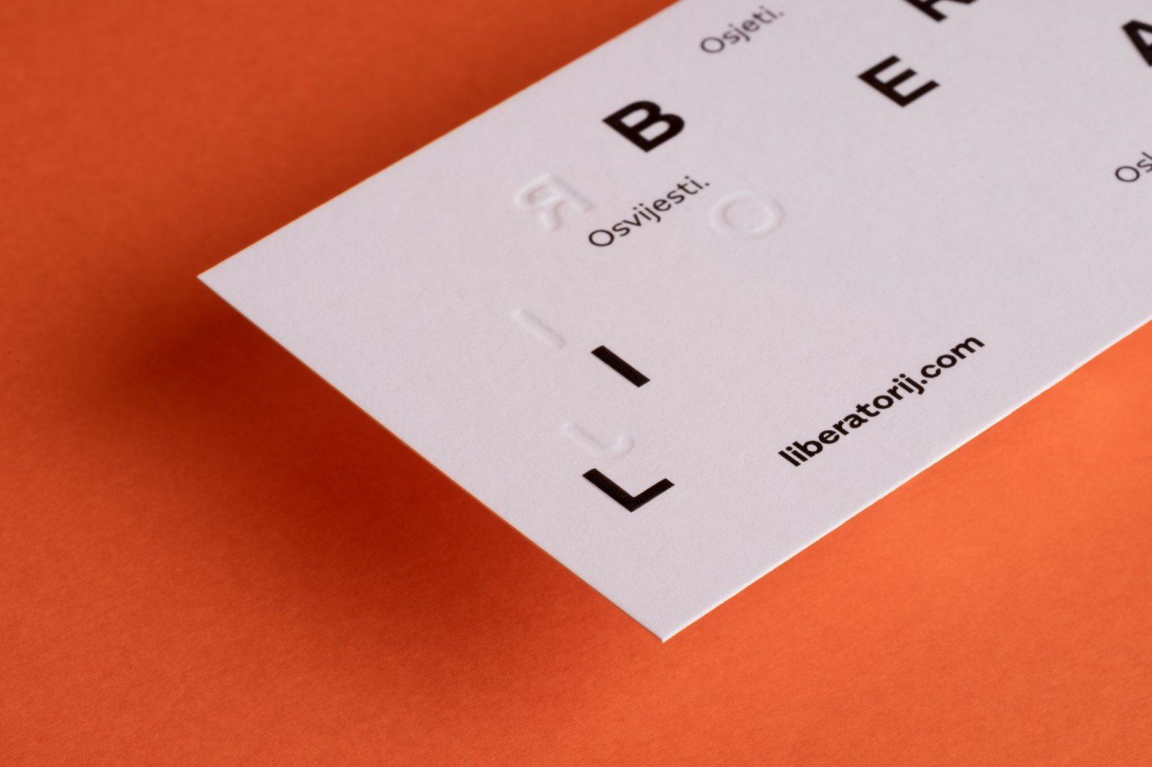 释放情绪,Liberatorij品牌视觉设计