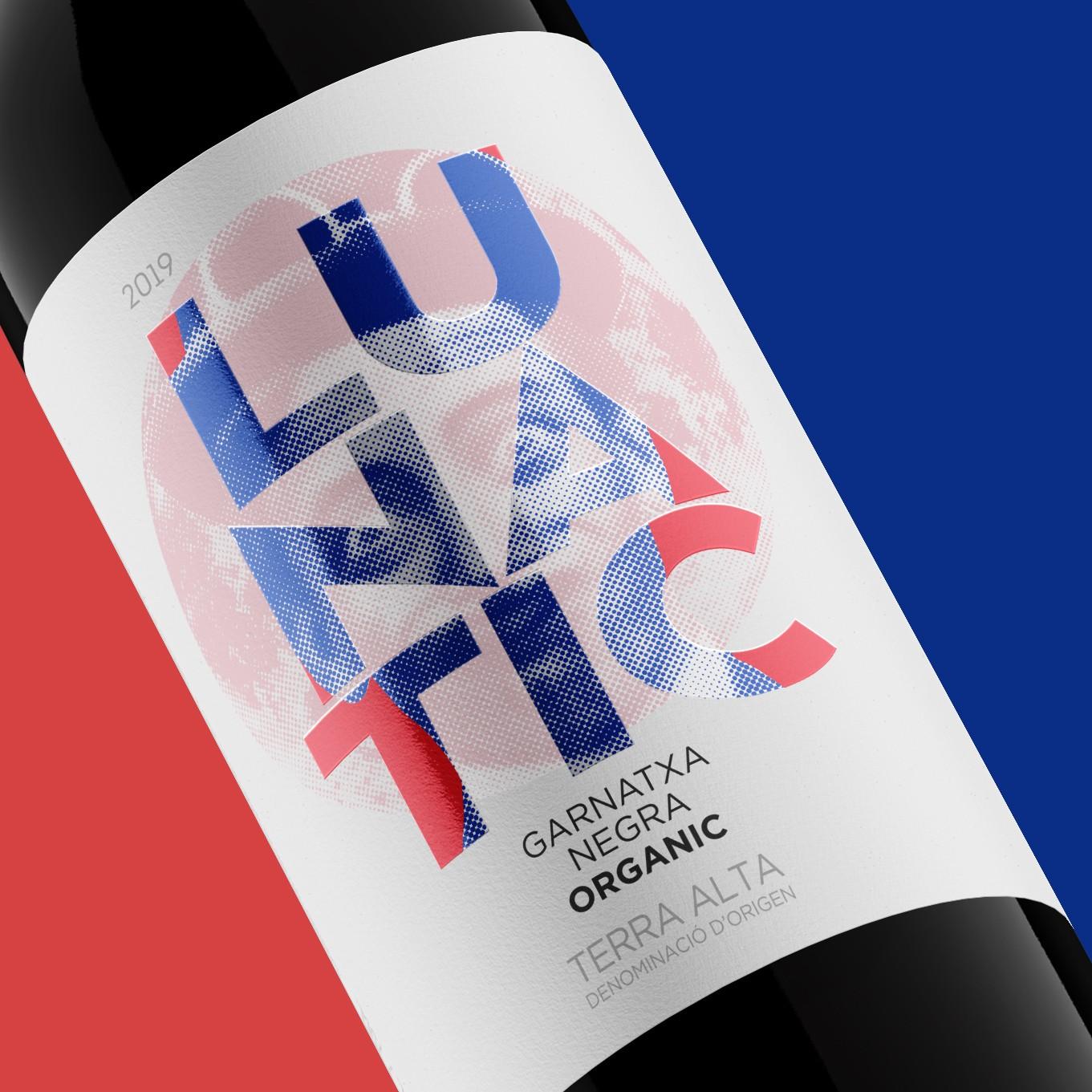 LUNATIC葡萄酒包装设计