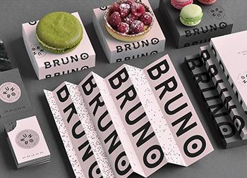 Bruno法国甜点品牌和包装畅博官网手机app