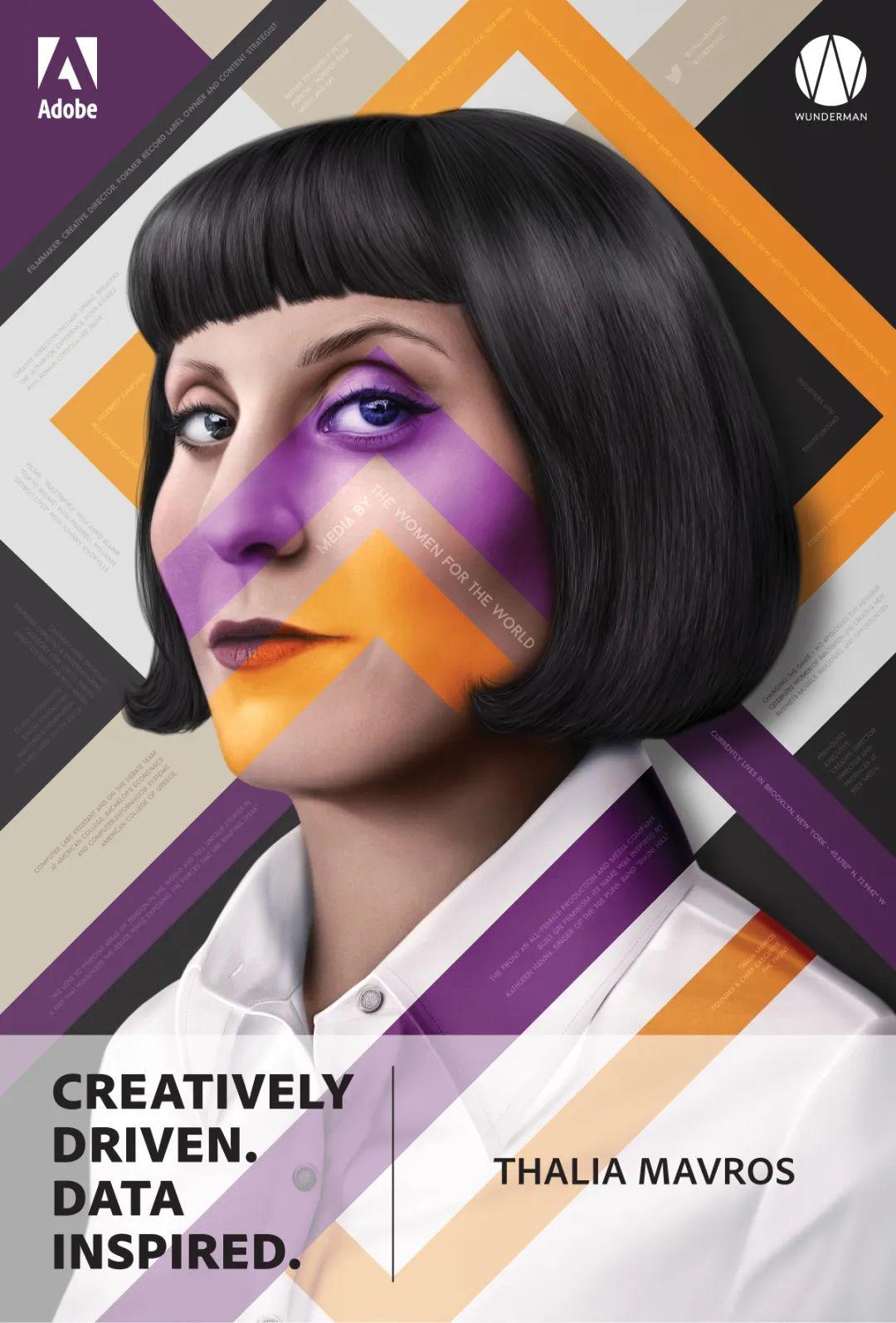 25款设计感十足的人物海报