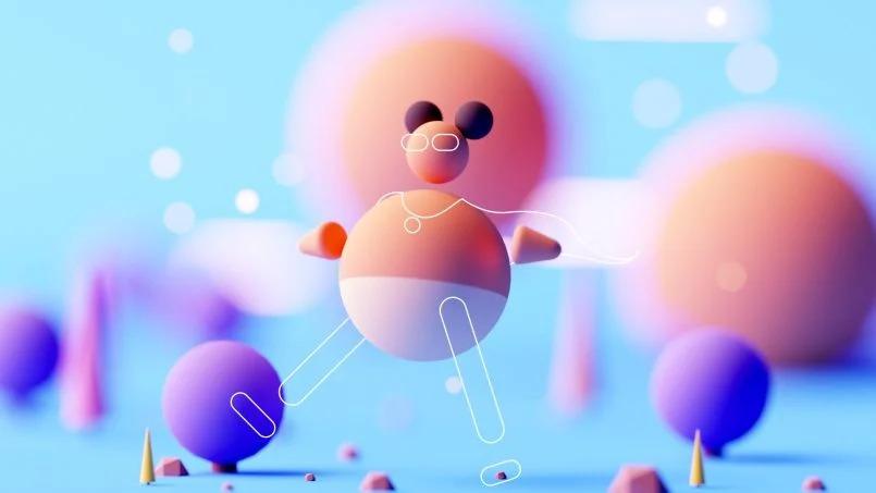 景深+流光营造画面光感!3D艺术家Gustavo Henrique精致的人物角色畅博官网手机app