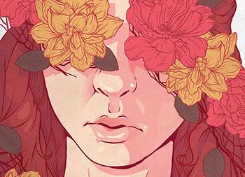 多样的面孔!巴西插画师Gustavo Perg作品欣赏