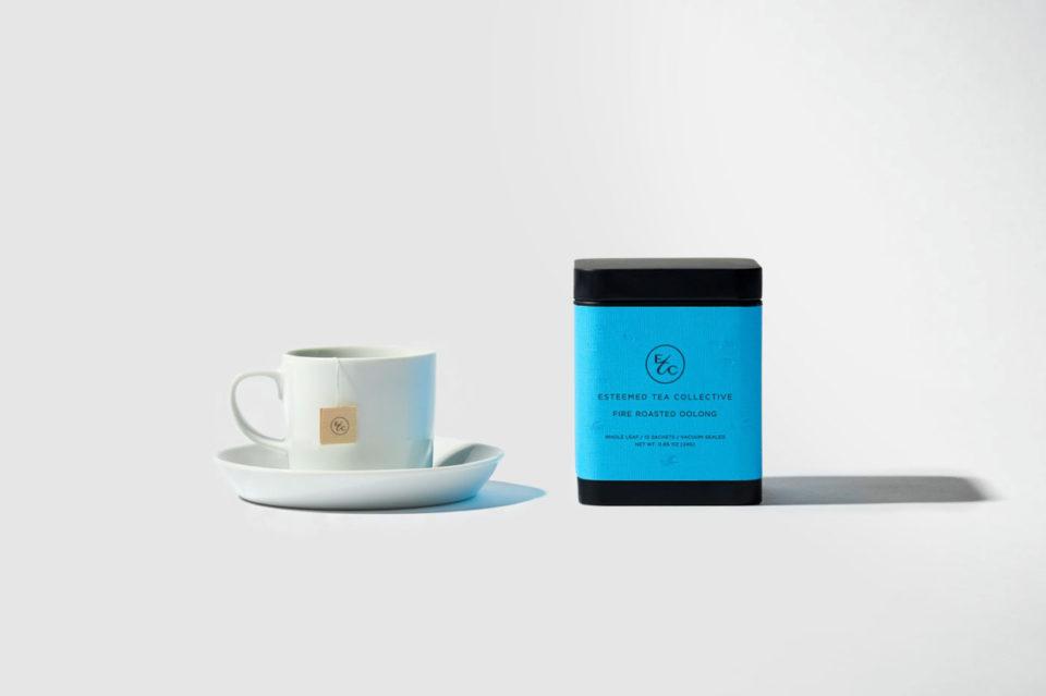 Esteemed Tea Collective茶包装设计