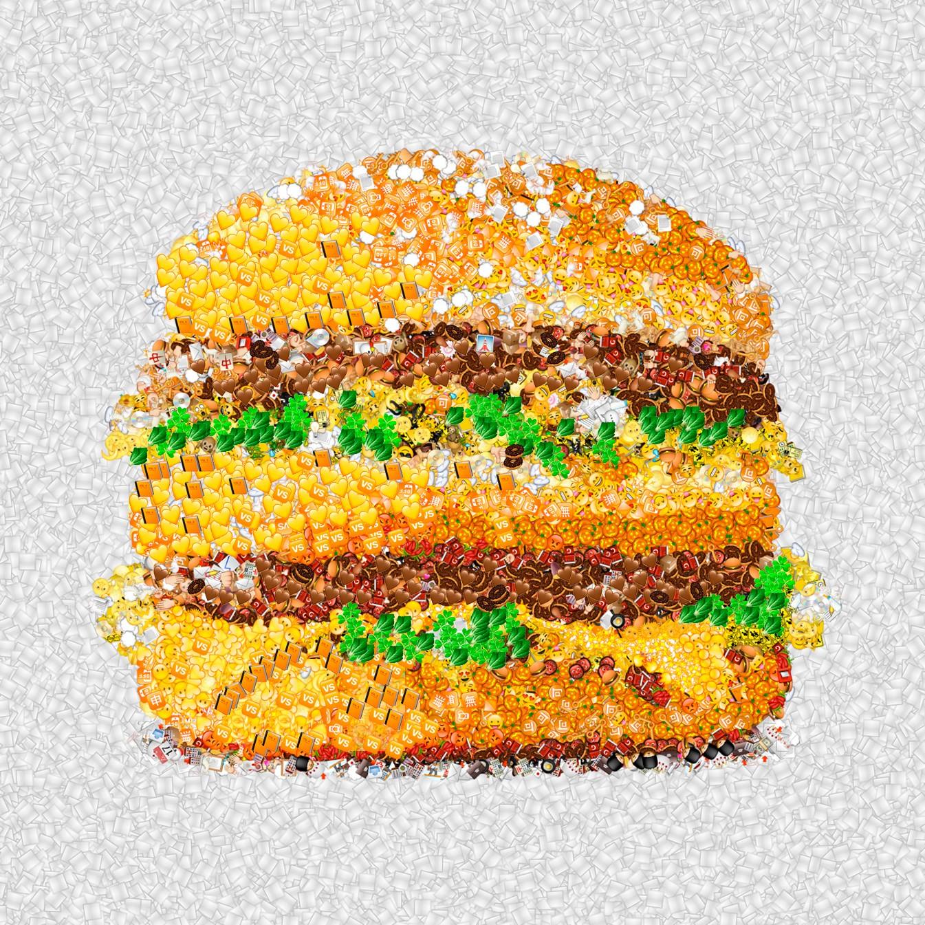 麦当劳创意海报设计:2020年世界表情日(World Emoji Day)