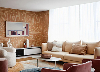 经典时尚美学!悉尼顶层复式公寓
