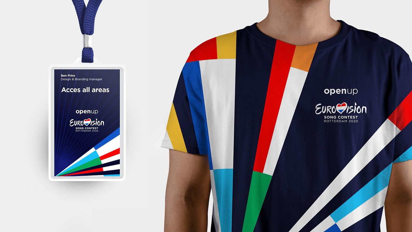 2020欧洲歌唱大赛主视觉形象设计