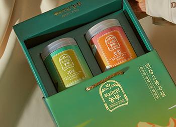 韩国Nongbu Store稻米包装设计