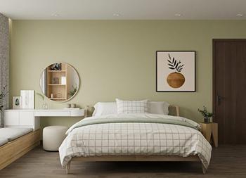 水平色块的统一美感!5间清新舒适的家居w88手机官网平台首页