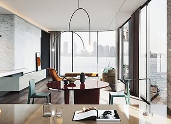 舒适的氛围!4间现代风格住宅空间w88手机官网平台首页