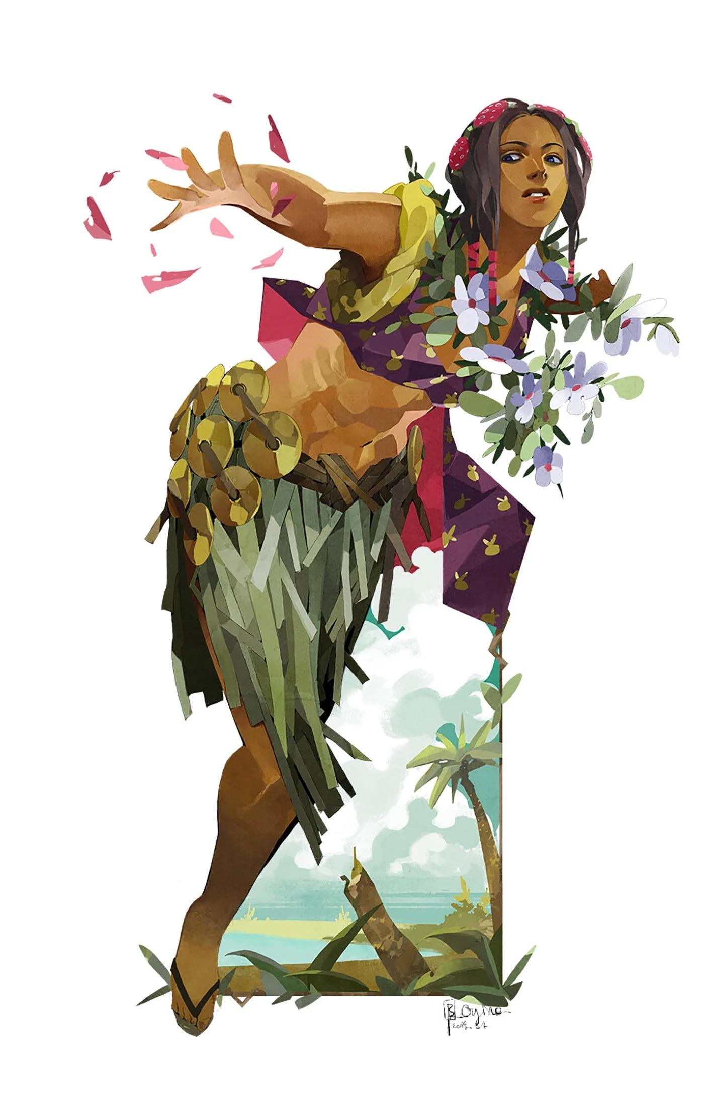 Boell Oyino角色<a href=http://www.pj60013.com/ target=_blank class=infotextkey>设计</a>和概念<a href=http://www.pj60013.com/sheji/chahua/ target=_blank class=infotextkey>插画</a>艺术