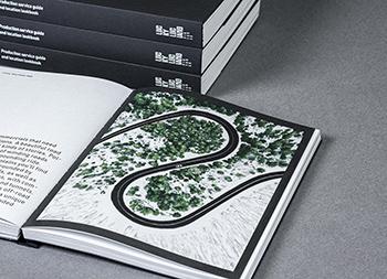 影视制作公司Lucky Luciano生产服务指南图书设计