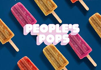 People's Pops冰棒品牌和包装w88手机官网平台首页