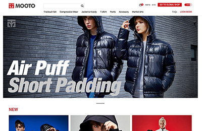 韩国服饰品牌MOOTO网站w88手机官网平台首页