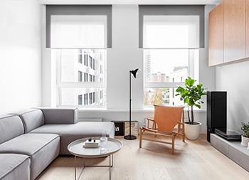 莫斯科62平白色极简风格公寓w88手机官网平台首页