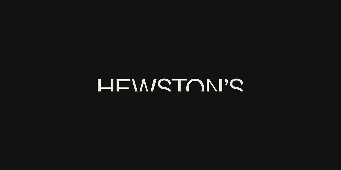 伦敦HEWSTON理发店品牌视觉w88手机官网平台首页