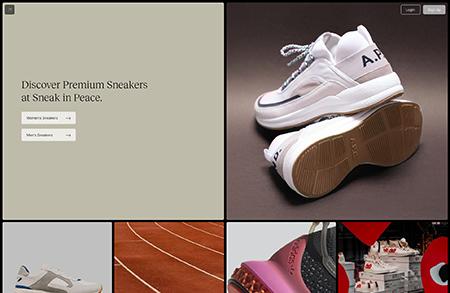 SNEAK IN PEACE运动鞋在线商城网站w88手机官网平台首页