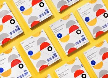 Dot Line Shape点线面书籍排版设计