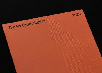 The McGrath 2020年度报告画册设计