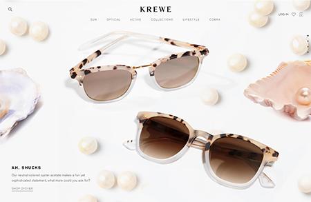 KREWE时尚眼镜网站w88手机官网平台首页