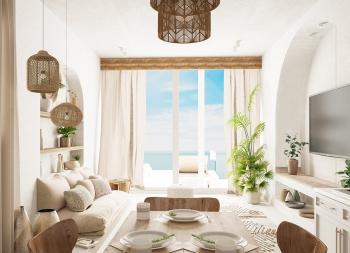 3间波西米亚风情的住宅设计