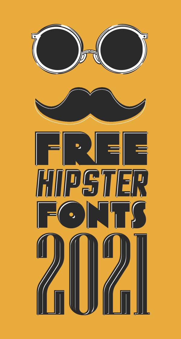 40款国外酷炫手写字体设计