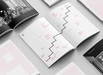 韩国Mecenat协会公共关系年度画册设计