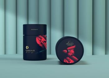Cardinal咖啡包装设计