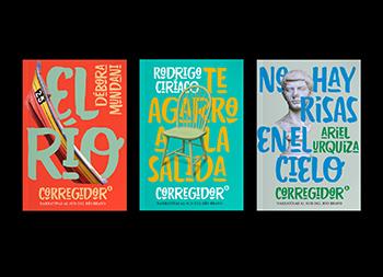 Ezequiel Cafaro图书封面设计欣赏