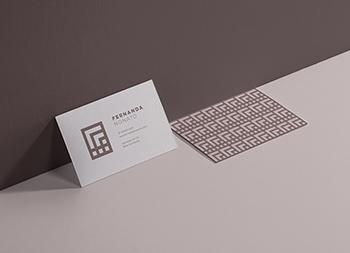 Fernanda Nonato建筑设计事务所品牌设计