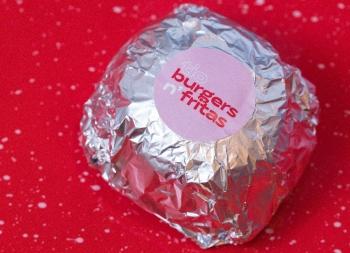 Tio Burgers'n Fritas汉堡店品牌设计