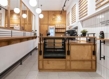 Pico咖啡店空间w88手机官网平台首页