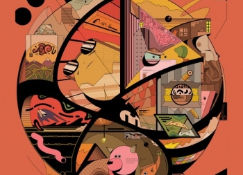 Ori Toor超现实主义风格插画w88手机官网平台首页