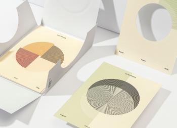 Olin高级纸品牌视觉设计