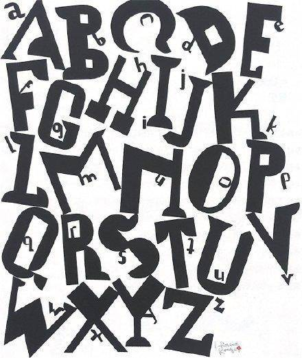坚持手绘做字60多年,日本字体和书籍设计大师-平野甲贺
