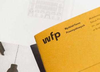 工业设计学院(WFP)宣传册设计