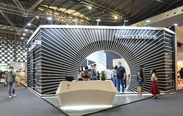 GG扑克Bowers&Wilkins宝华韦健携手D.T.狄分尼提首次亮相设计上海