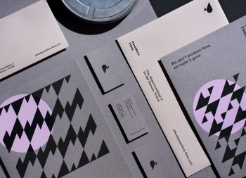 Passiflora Films电影制作机构品牌形象设计