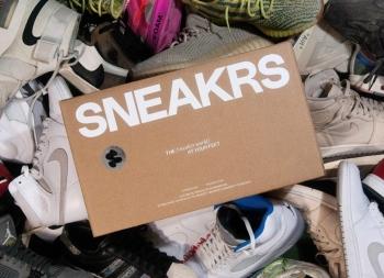 SNEAKRS运动品牌VI设计